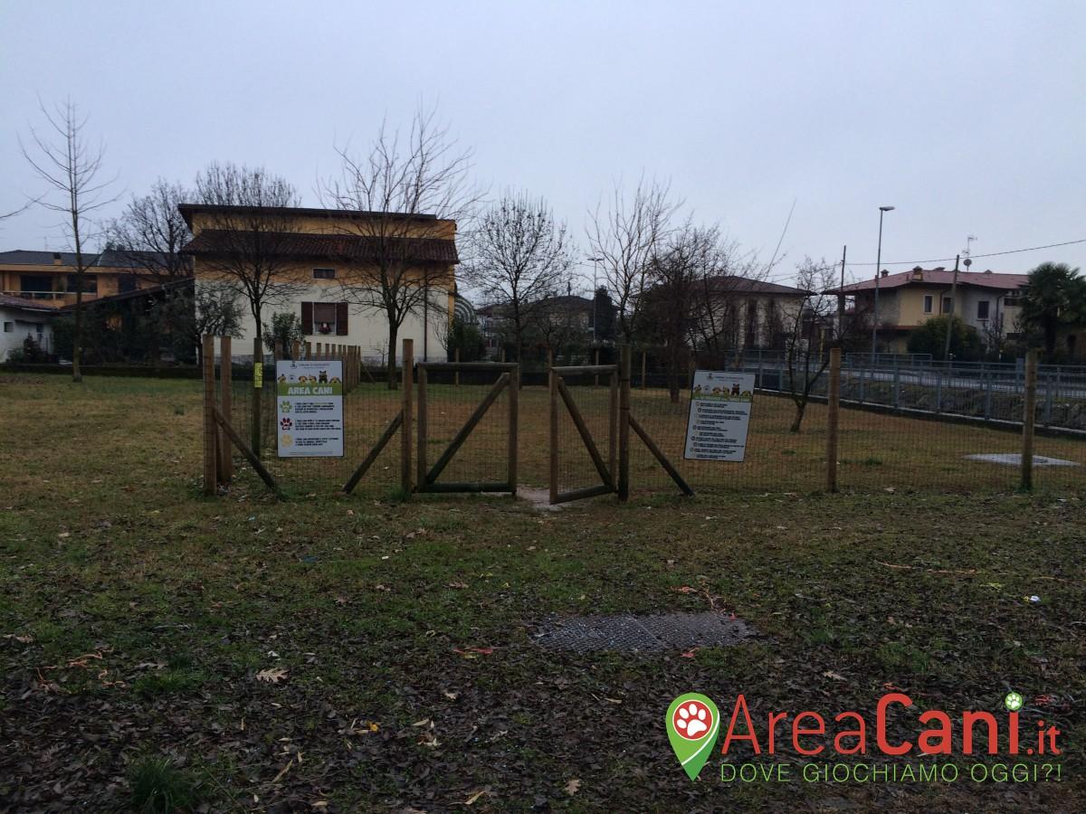 Dog Park Nuvolento - via Don Orione