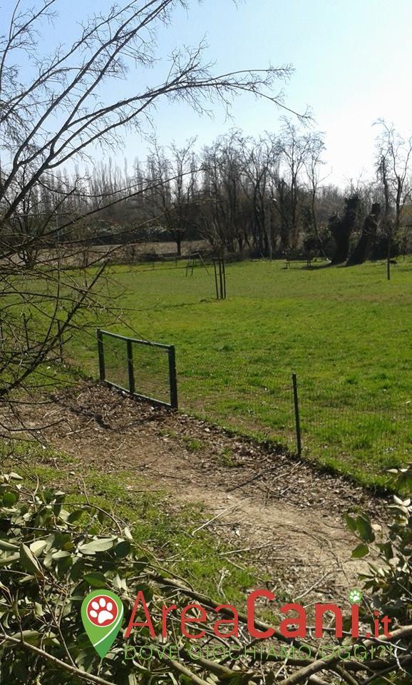Dog Park Cremona - via Argine Panizza