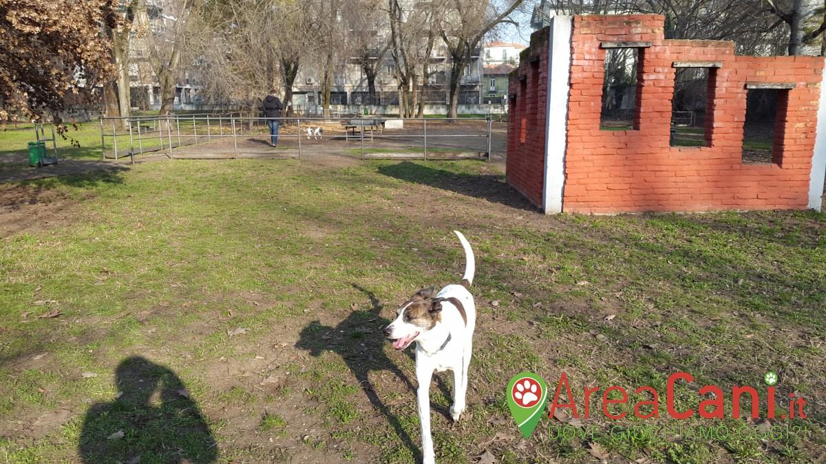 Dog Park Pavia - via Riviera angolo via Don Ubicini
