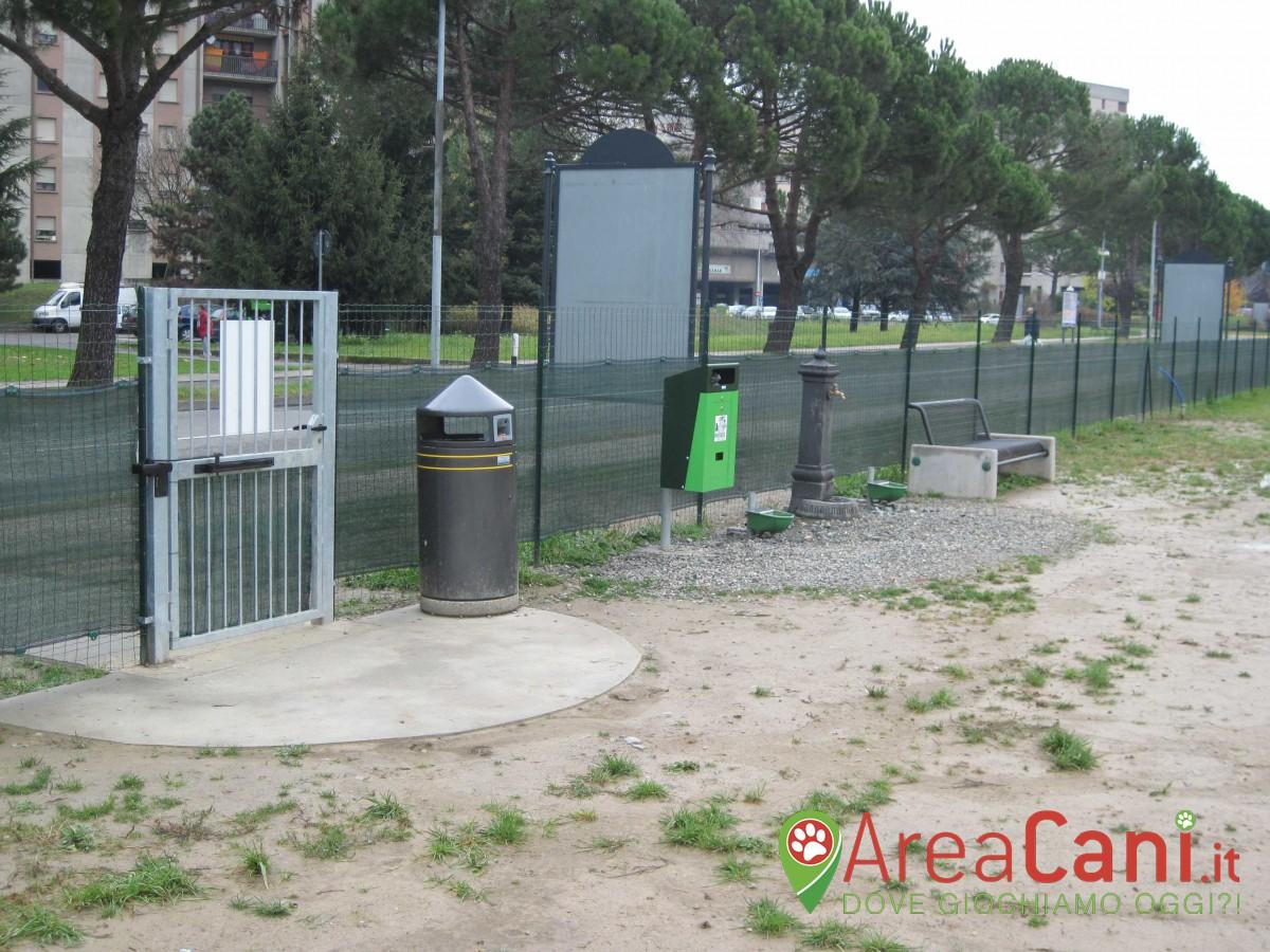 Dog Park Sondrio - via Gramsci