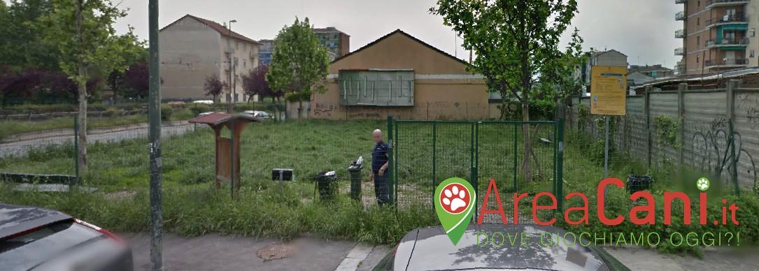 Dog Park Torino - via Cipolla/corso Toscana