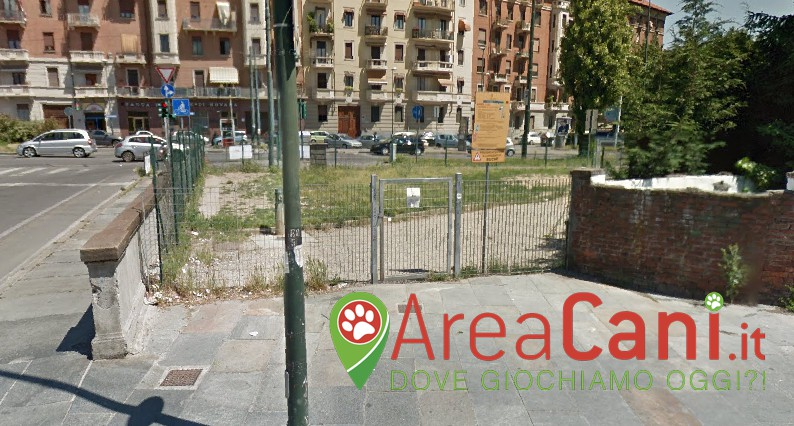 Dog Park Torino - via Stradella - largo Giachino