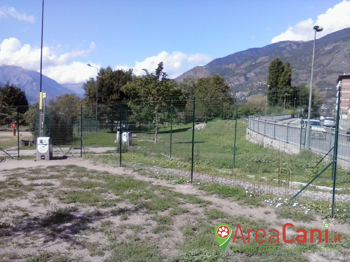 Dog Park Aosta - Corso Lancieri/via Grand Eyvia
