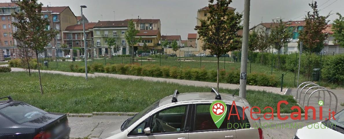 Dog Park Torino - via Chambery