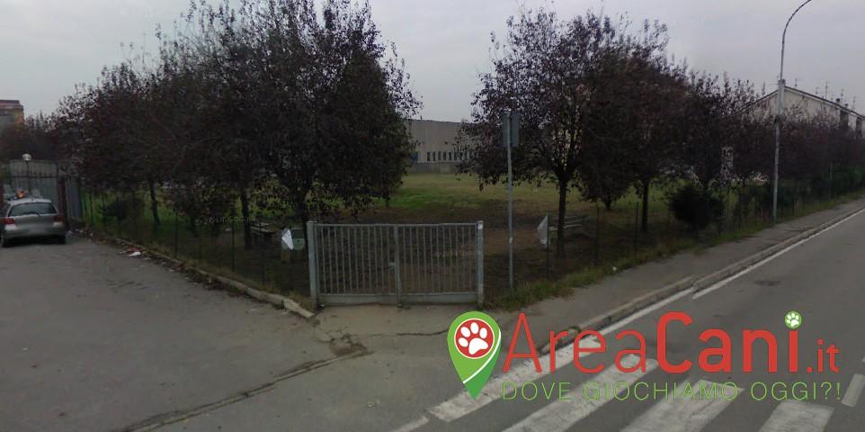 Dog Park Bareggio - via Crivelli