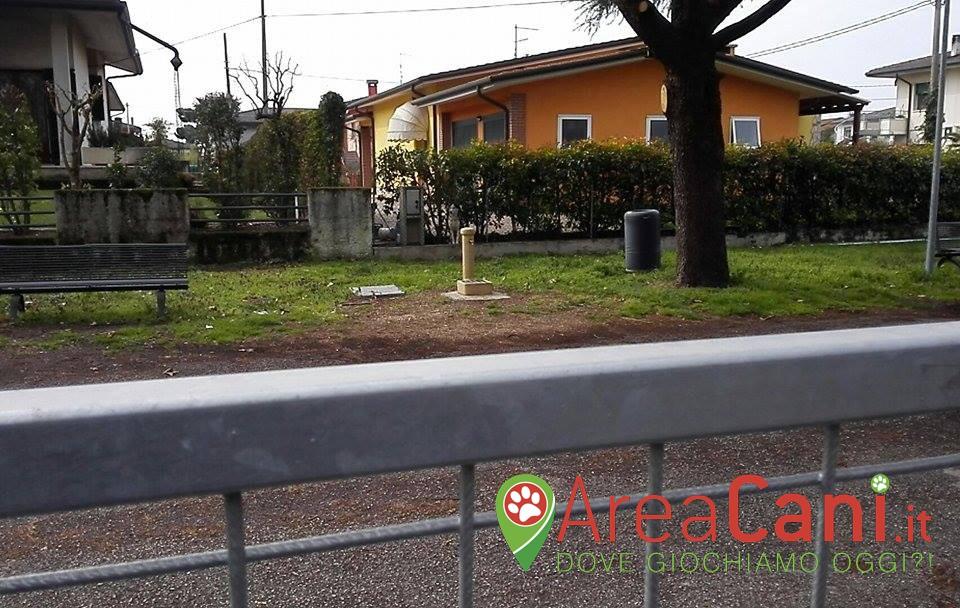 Dog Park Noventa Vicentina - via A. De Gasperi