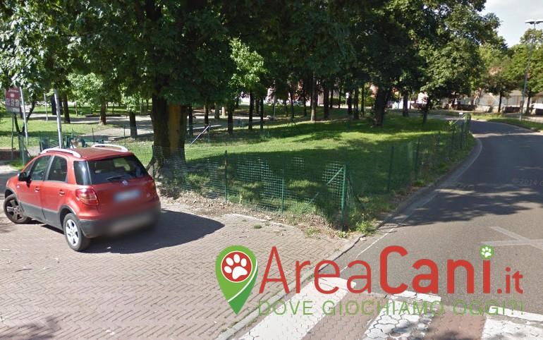 Dog Park Rozzano - via Franchi Maggi