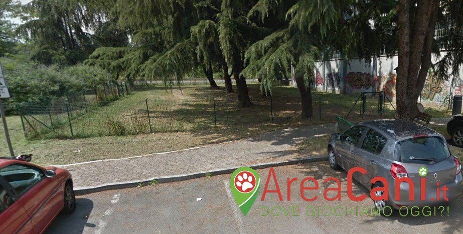 Dog Park Rozzano - via Monte Bianco