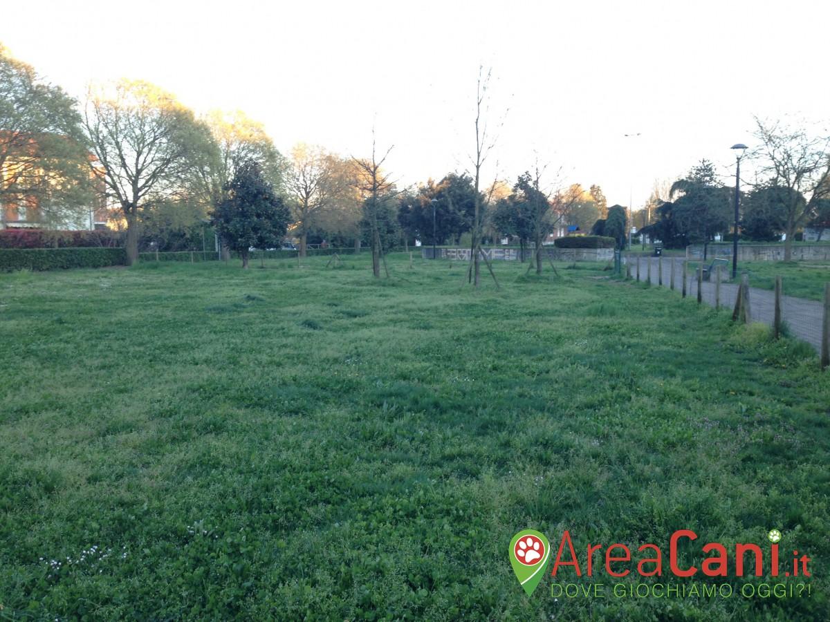 Dog Park San Donato Milanese - via Unica Poasco