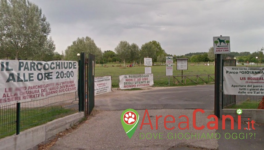 Dog Park Roma - Parco di Tor di Quinto