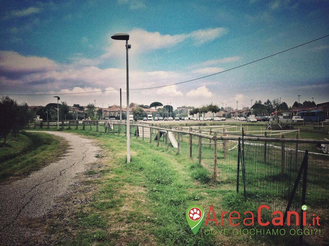 Dog Park Pontedera - Sgambatoio Bellaria