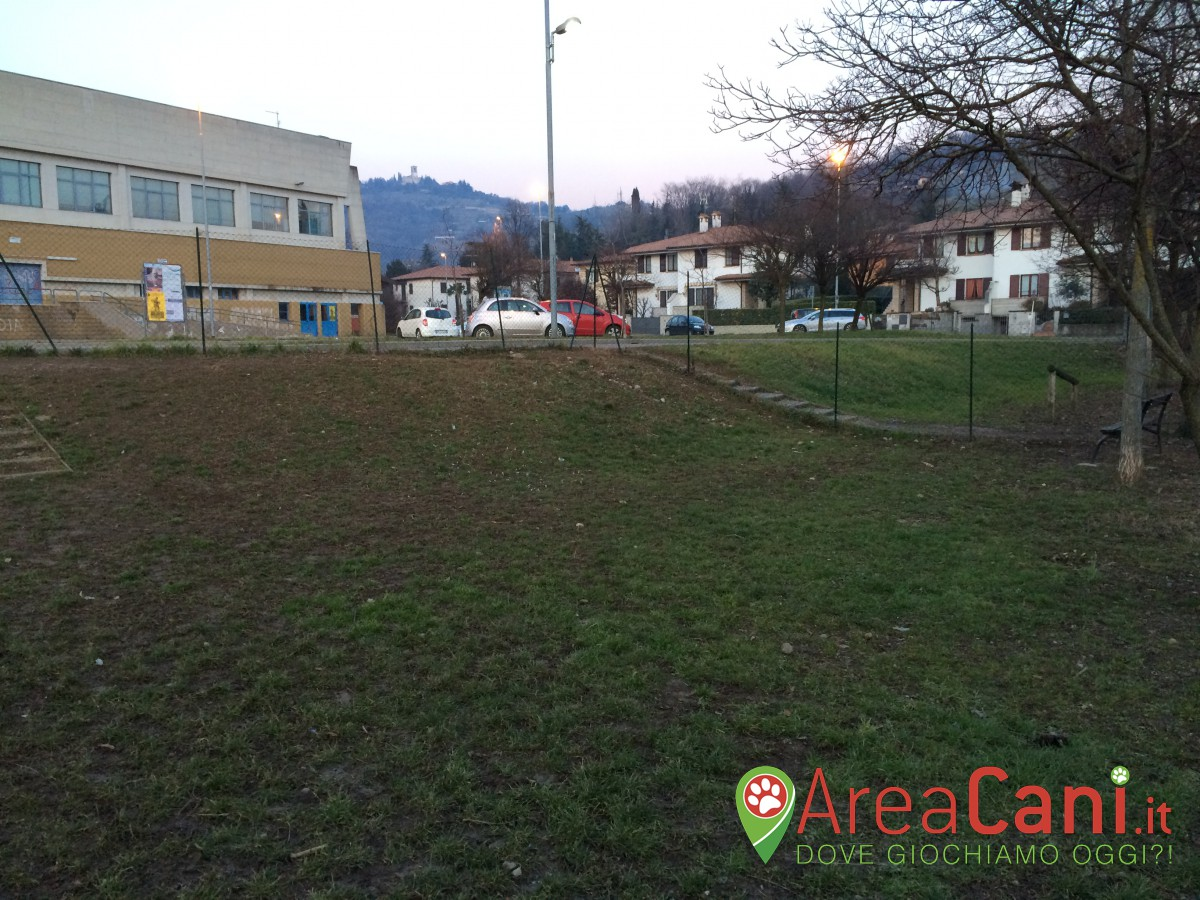Area Cani Gussago - via Bevilacqua
