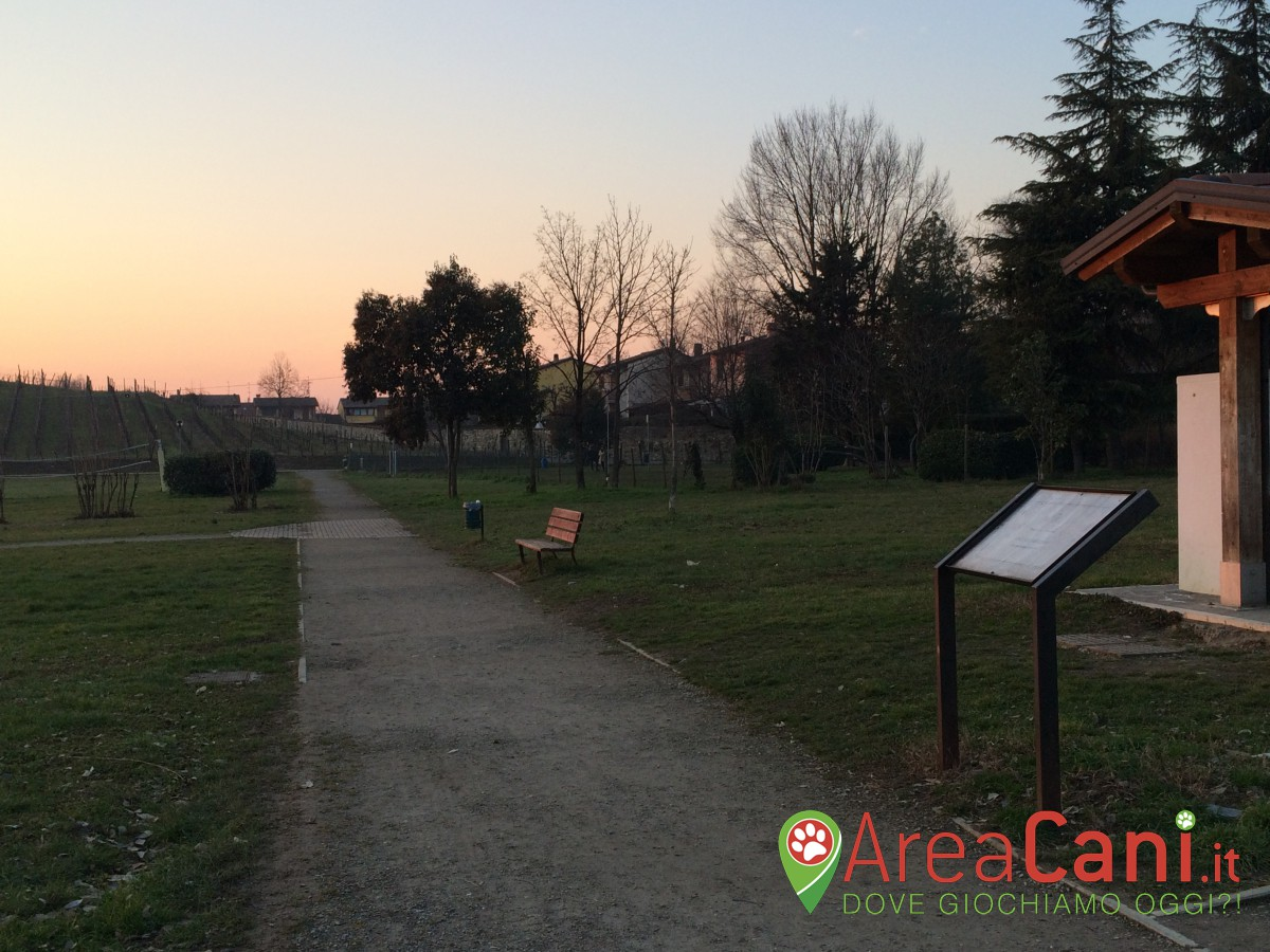 Dog Park Gussago - via Sale