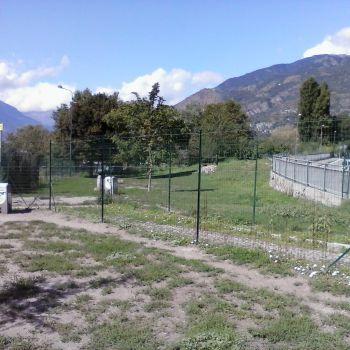 Dog Park Aosta - Corso Lancieri/via Grand Eyvia