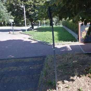 Dog Park Rozzano - via Tagliamento
