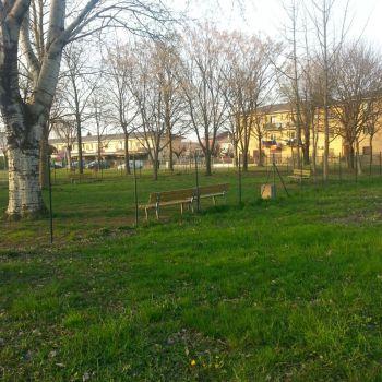 Dog Park San Giorgio di Mantova - via P. Togliatti